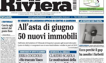 Tra le 50 aste giudiziarie di giugno un lussuoso ufficio in centro a Sanremo e poi ville, appartamenti e terreni