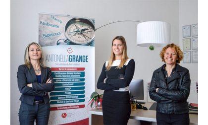 Grange Antonella Sicurezza & Ambiente a fianco delle aziende nella ripartenza