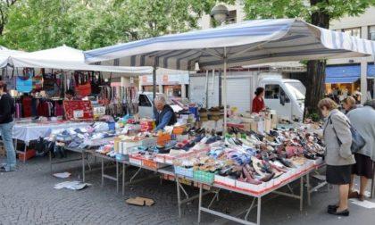 Il mercato di Sanremo si sposta sul lungomare