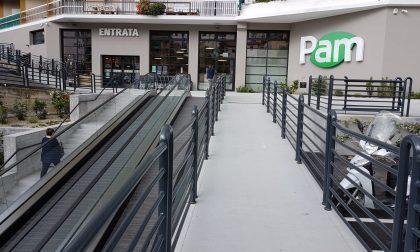 Nuovo supermercato Pam da domani a Sanremo
