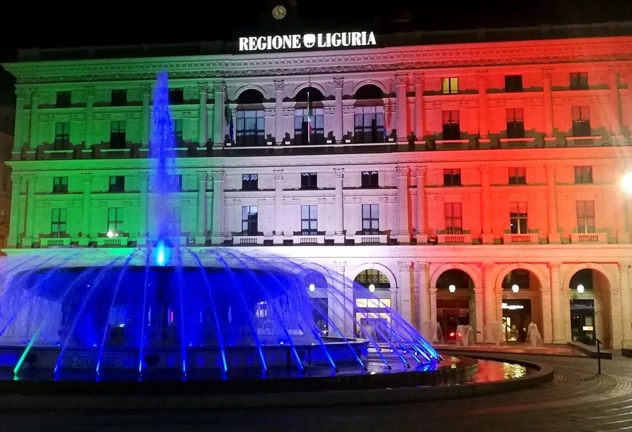 Buon Compleanno Alla Regione Liguria 50 Anni Di Storia Prima La Riviera