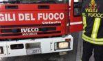 Aurelia chiusa a Cervo per un movimento franoso: traffico deviato sull'A10