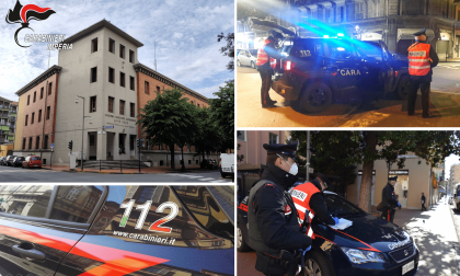 Violenta lite in via Tenda a Ventimiglia, carabinieri arrestano due persone