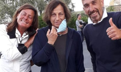 Gianna Nannini in trasferta a Cervo e la foto fa subito il giro del web