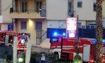 Incendio in un appartamento di Cervo, le fiamme partite da una cucina