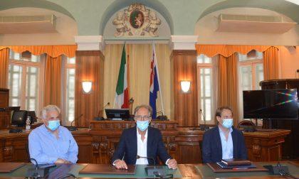Vertice Comune e Regione per a valorizzazione e la messa in sicurezza di Bussana