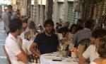 Cena sanremese per il campione di tennis Matteo Berrettini
