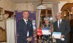 Lions Club di Ventimiglia, passaggio di consegne e ingresso di tre nuovi soci