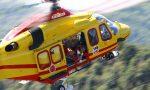 Malore in caserma alla Guardia di Finanza: 60enne in elicottero al Santa Corona