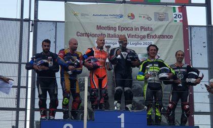 "Esordio di bronzo per Francesco Curinga al trofeo ""Moto Guzzi"" -Foto"