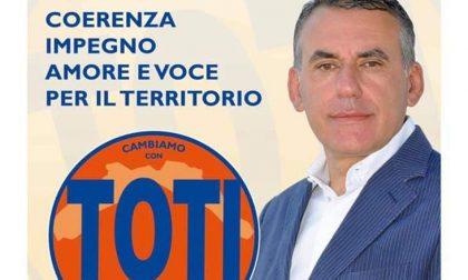 E' ufficiale: il vicesindaco di Camporosso Morabito è in lista con Toti