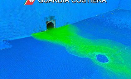 Piscina scarica in mare:  struttura ricettiva di Sanremo rischia fino a 60mila euro di multa