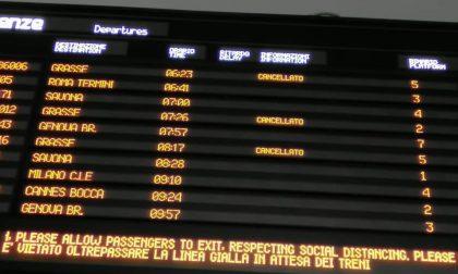 Revocato lo sciopero del personale Intercity
