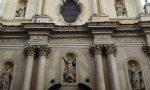 Cadono calcinacci dalla Chiesa di Badalucco