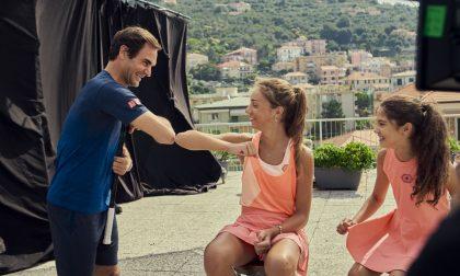Vittoria e Carola le tenniste eroine del lockdown protagoniste dello spot Nike