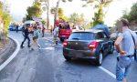 Incidente sul Berta coinvolti 3 mezzi
