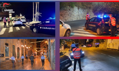 Maxi servizio di controllo dei carabinieri nel weekend: assembramenti nel mirino