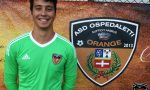 Il portiere Michele Brizio ritorna all'Ospedaletti Calcio