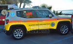 Schianto sull'Aurelia: feriti padre e figlia in moto, dopo lo scontro con un'auto