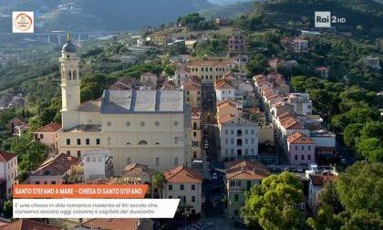 """""""Ecco il borgo di Santo Stefano al Mare…ma è Bussana"""". Scivolone alla Classicissima"""