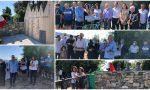 Il busto di Gimondi tra i Campionissimi a Capo Berta