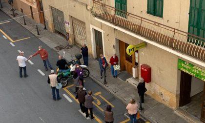 Posta di Ceriana aperta solo tre giorni alla settimana, la denuncia del sindaco