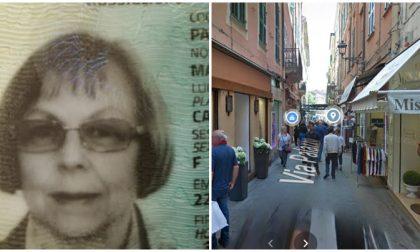 Ritrovata la donna scomparsa a Sanremo