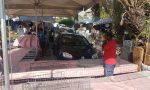 Auto restano prigioniere del mercato bisettimanale