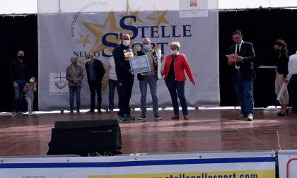 """Alla """"Festa dello Sport"""" di Genova premiata la Nuova Lega Pallavolo di Sanremo"""