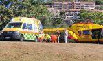Bimbo di 6 anni cade in palestra e riporta un trauma cranico, in elicottero al Gaslini