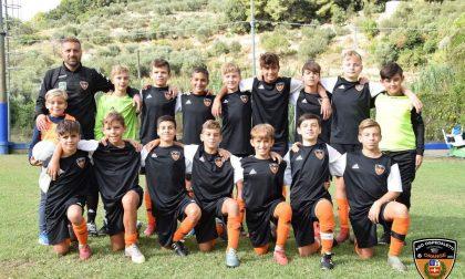 Vittoria per gli Esordienti Orange al torneo di Borgio Verezzi
