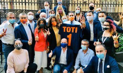 Toti vince le elezioni in Liguria, via libera al secondo mandato