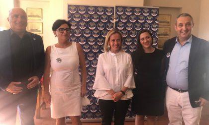 Giorgia Meloni a Villa Roseto: la ricetta FDI per le imprese italiane – Video