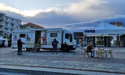 Avis raccoglie 12 preziose sacche di sangue a Sanremo