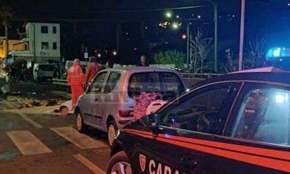 Travolto e ucciso da un'auto mentre attraversa in via Pasteur a Bordighera