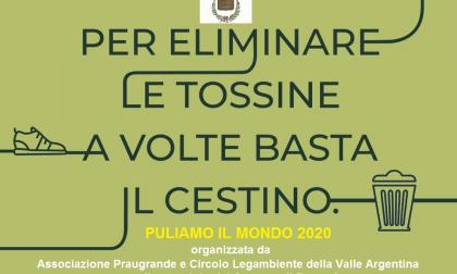 """L'ecologia protagonista a Pompeiana con """"Puliamo il Mondo"""""""