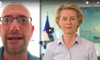 """Marco Antei (Mia Arcigay) unico italiano per """"botta e risposta"""" col presidente della Commissione UE"""