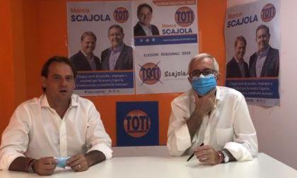 Endorsement di Antonello Ranise per Marco Scajola alle regionali