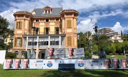 Luigi Sappa incontra la cittadinanza a Villa Nobel