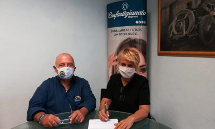 Antonio Bissolotti incontra Confartiginato