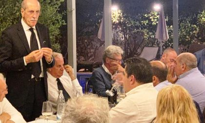 Luigi Sappa al Borgo Prino incontra gli imprenditori