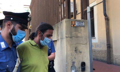 Portato in carcere Alberto Grosso, l'uomo che voleva far esplodere la casa della sorella