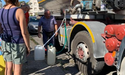 Problemi di pressione acqua ai piani alti di Diano Marina