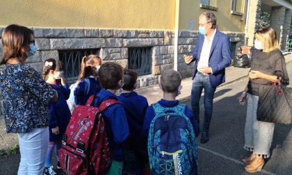 Primo giorno di scuola a Sanremo, sindaco Biancheri dà il benvenuto agli alunni