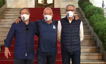 Bissolotti in visita al Casinò di Sanremo