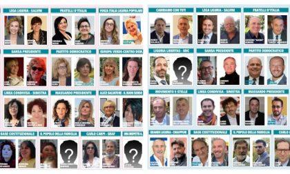 Speciale regionali Liguria 2020 – Tutti i candidati della provincia di Imperia e come votare