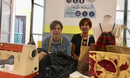 Creare una borsa da zero: corso di sartoria nella Pigna di Sanremo