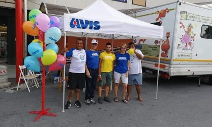 Domenica giornata Avis a Sanremo