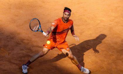 Disfatta Fognini fuori al primo turno dell'Andalucia Open di Marbella