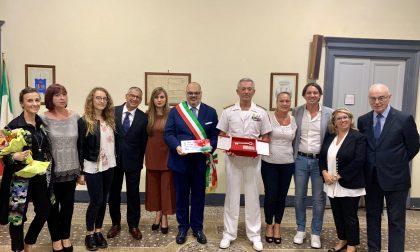 Cittadinanza onoraria di Riva Ligure all'Asl 1 per la lotta al coronavirus